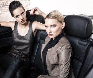 Leatheron girls